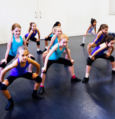 Level 2 & 3 Hip Hop ages 7-9yrs