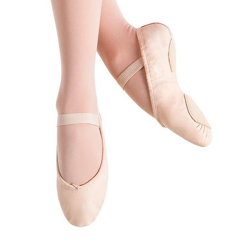 Ballet Shoes (Girls) - Prolite II Leather