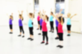 Primary Jazz ages 5-6yrs