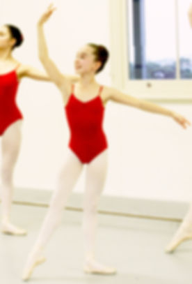 Advanced Foundation Ballet ages 12+