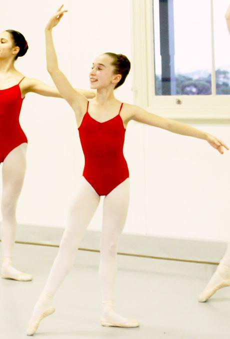 Advanced Foundation Ballet ages 12+