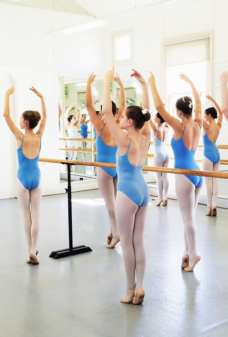 Intermediate Foundation Ballet ages 11-15yrs