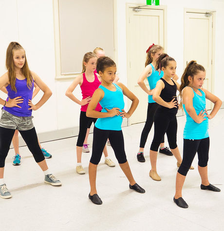 Levels 4 & 5 Hip Hop ages 9-13yrs