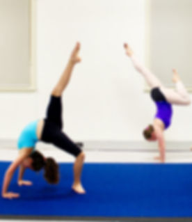 Intermediate Acro ages 9-13yrs