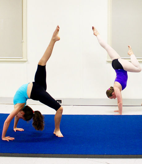 Advanced Acro ages 13+