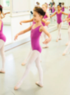Grade 1 & 2 Ballet ages 6-8yrs