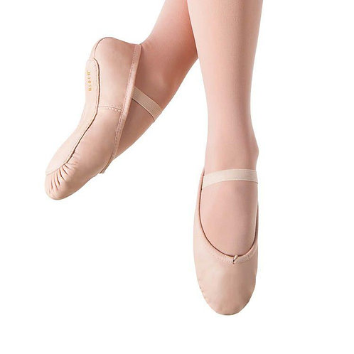Ballet Shoes (Girls) - Dansoft Leather