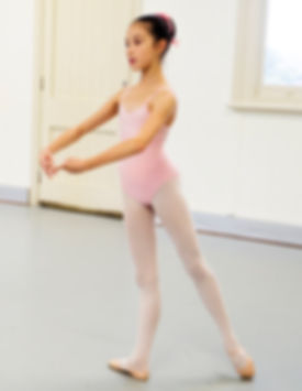 Grade 5 Ballet ages 10-12yrs
