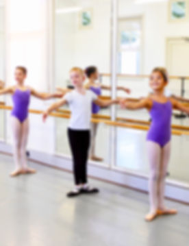 Grade 3 & 4 Ballet ages 8-10yrs
