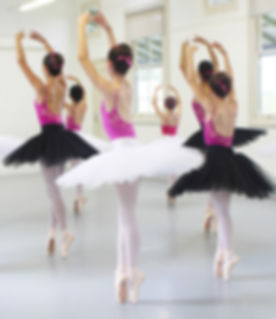 Advanced 1 & 2 Ballet ages 13+