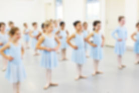 Primary Ballet ages 5-6yrs