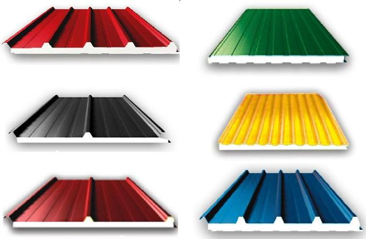 TECHOS DE SANDWICH PANEL