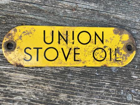 Union Stove Oil