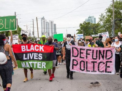 The Real Critique of Black Lives Matter
