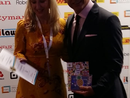 Meeting Theo Paphitis
