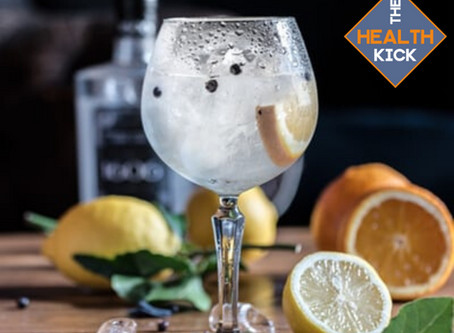 The health benefits of a G&T