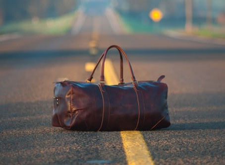 A Suitcase of Simplicity: Being Healthy While on the Move