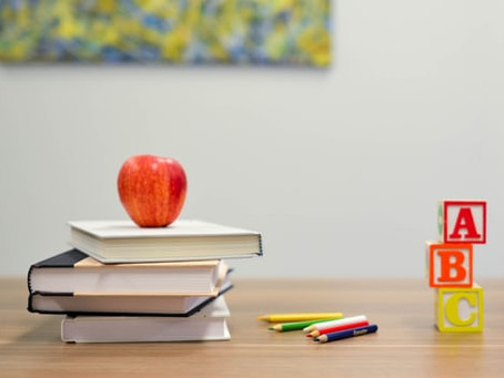 Back to School! How nutrition impacts on a child's brain