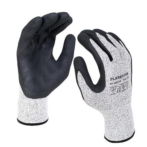 """ANSI CUT 3 """"The Super Gripper"""" Cut Resistant Glove SF-NF212W"""