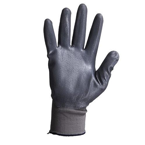 13GNylon/Polyester Glove coated Nitrile Foam on Palm