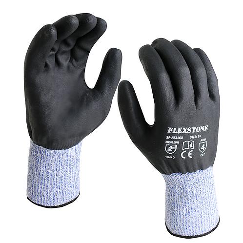 "ANSI CUT 4 FlexStone ""The Shield"" Cut Resistant Glove SF-N216U"