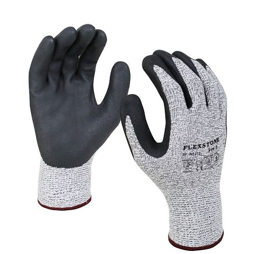 "ANSI CUT 3 FlexStone ""The Reinforcer"" Cut Resistant Glove SF-NFH212"