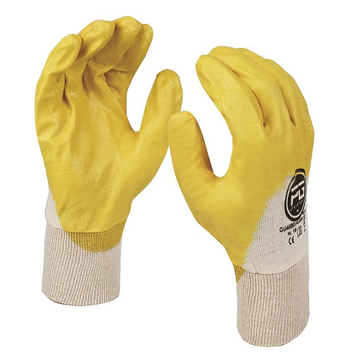"Super-Fit ""Hi Viz"" General Construction Gloves FQ-NY291"
