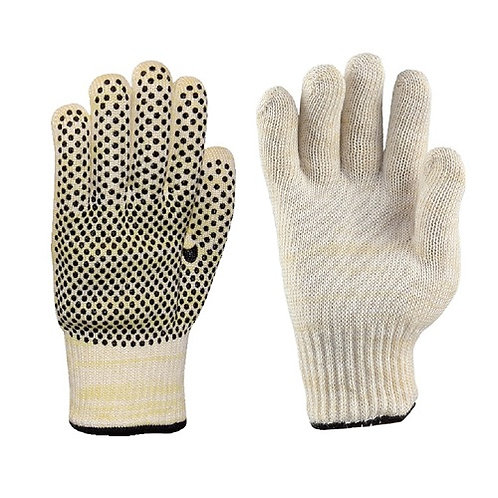 Heat Resistant Glove, heat protection up to 350℃, Silicone Dots on Palm