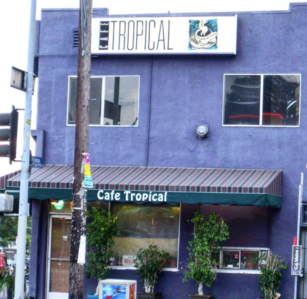 Cafe Tropical