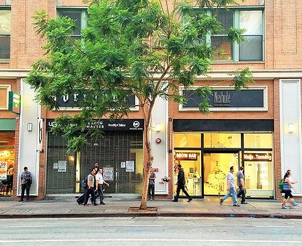 Retaurant space for lease Downtown LA