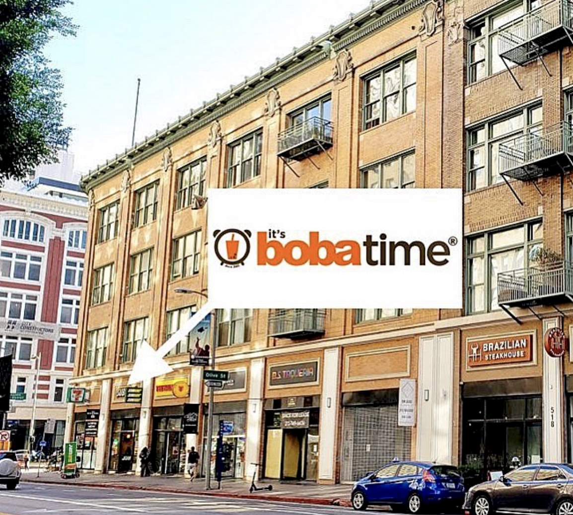 Boba Time