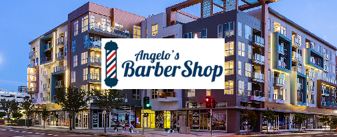 Angelo's Barber Shop @ AVA
