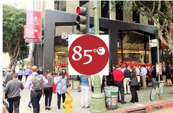 85 Degrees   Downtown LA