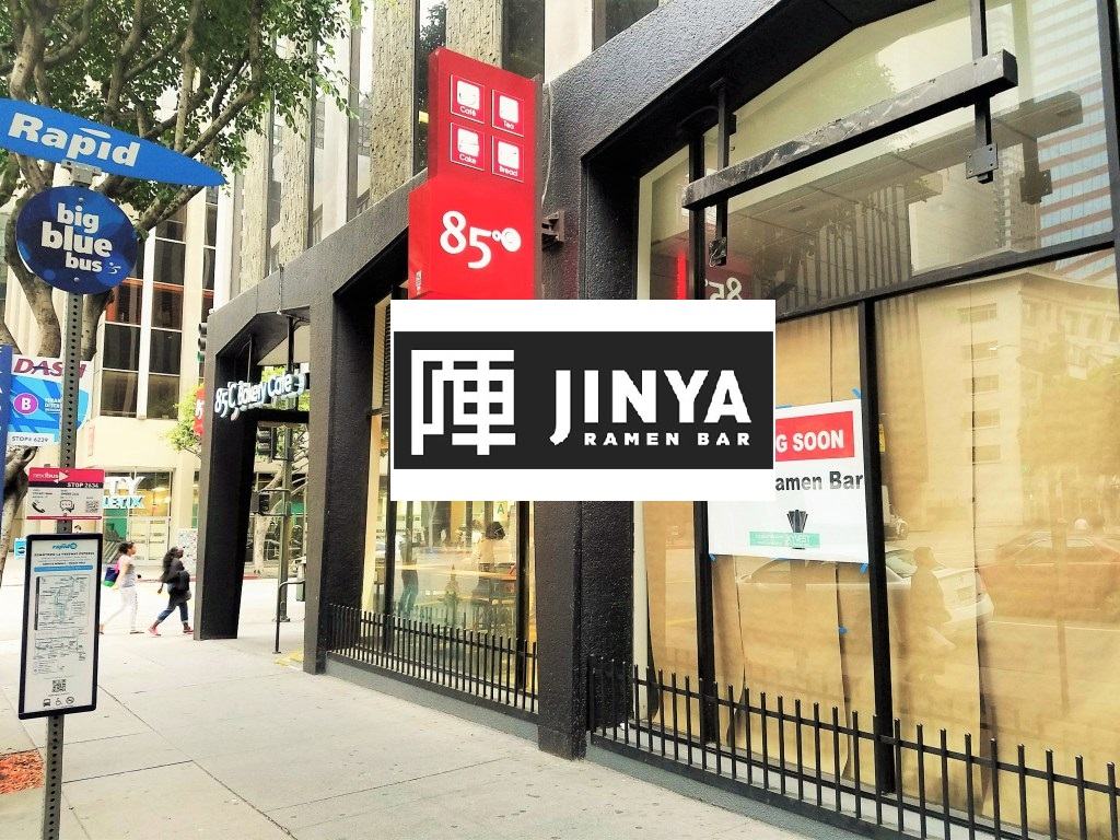 LEASED | JINYA Ramen In DTLA