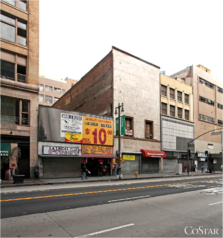 639 S. Broadway $6.5 Million Sale