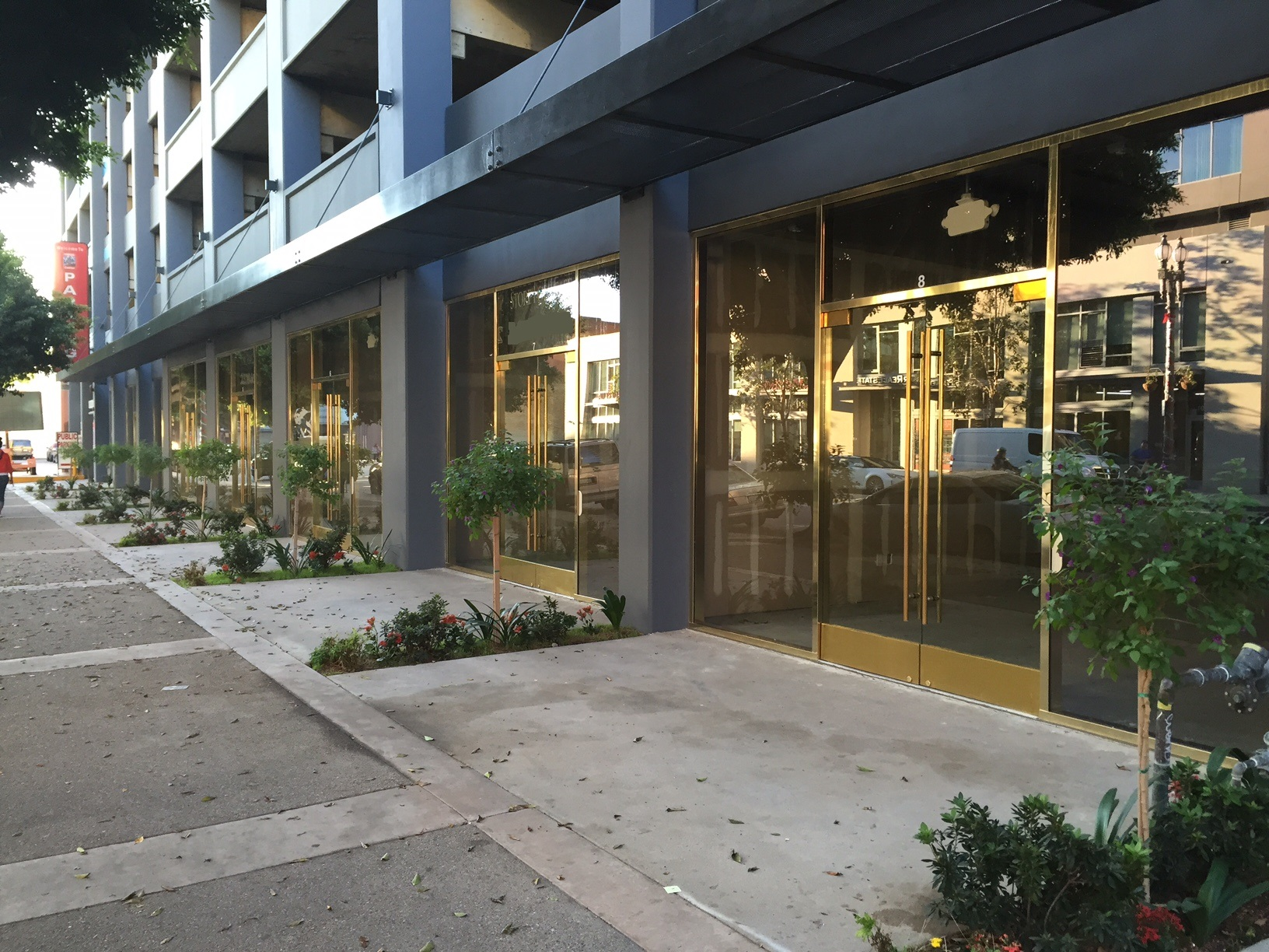 South Park DTLA Retail Space