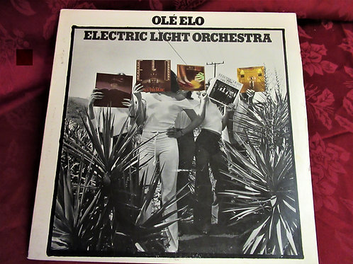 1976 Electric Light Orchestra LP- OLE' ELO