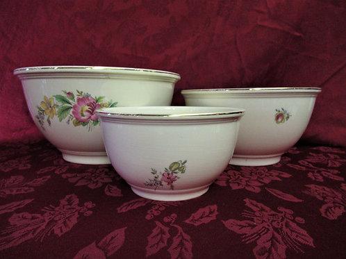 """Kitchen Kraft """"Priscilla"""" Nesting Bowls"""