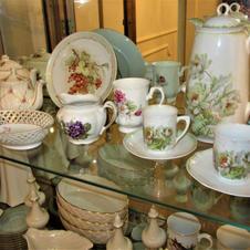 Teacups, Teapots, Etc