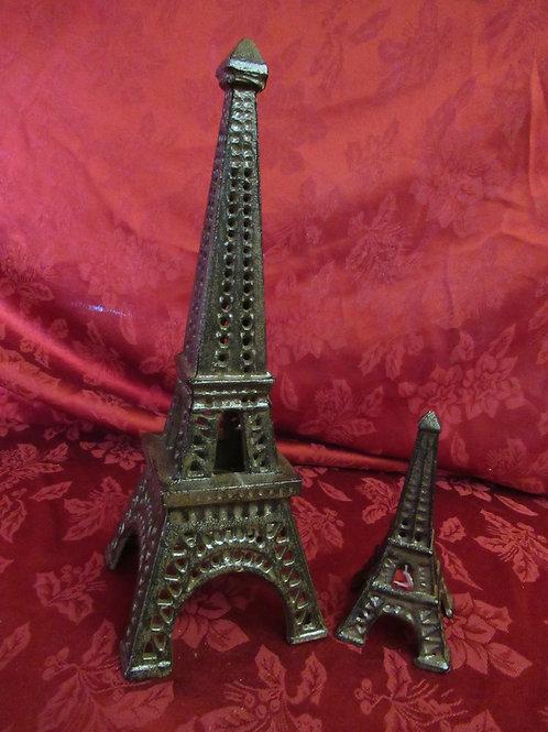 Cast Iron Eiffel Tower