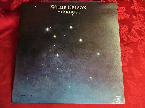 1978 Willie Nelson LP- Stardust
