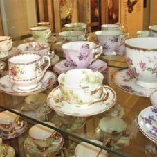 Teacup Collection