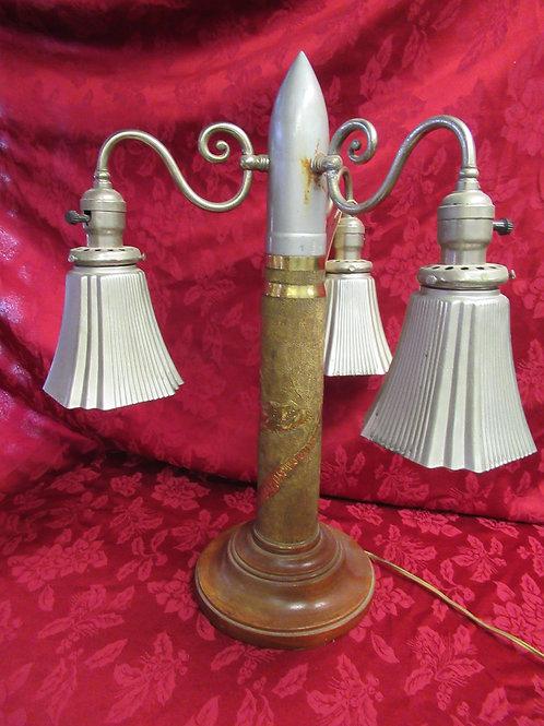 Rare Trenchart Lamp