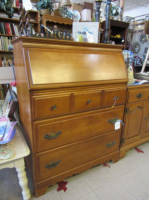 Maple Wood Secretary Desk