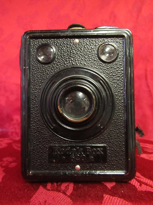1936-37 Kodak Box 620 Camera