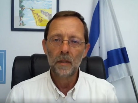 Q&A from Facebook Live Session with Moshe Feiglin
