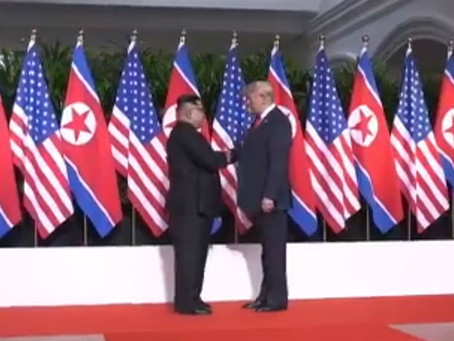 Moshe Feiglin Sums Up Trump-Kim Summit