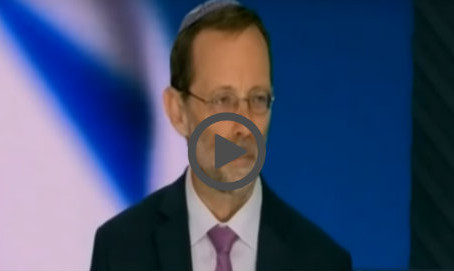 Video: Moshe Feiglin: If Israel Respects Itself, Trump will Follow Suit