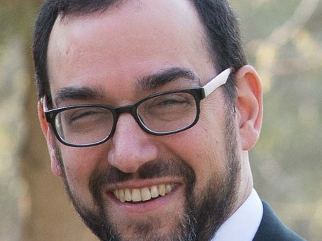 A Letter from First Place ZI Candidate Rabbi Ben Tzion Spitz