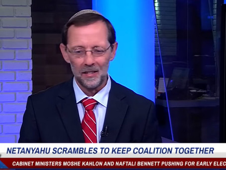 Moshe Feiglin on ILTV on Early Elections